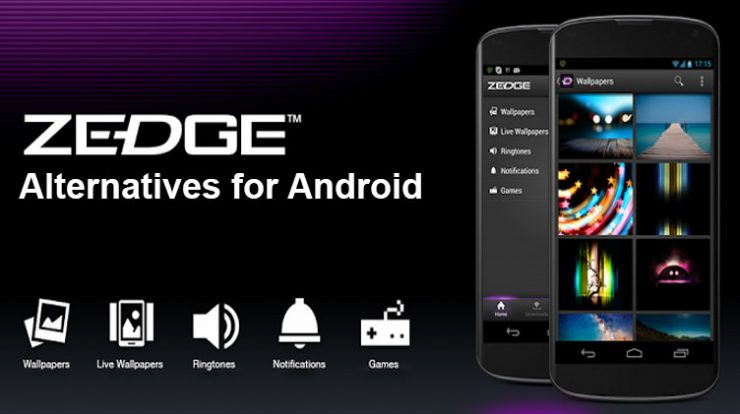 Zedge-Alternatives-for-Android devices