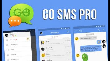 Download GO SMS Pro 7.91 for Android