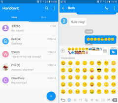 Download Handcent SMS 6.5.1 for Android