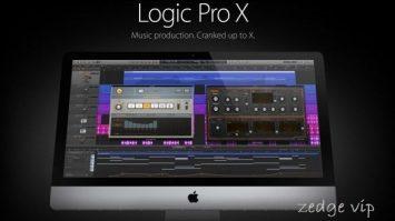 install Logic Pro X